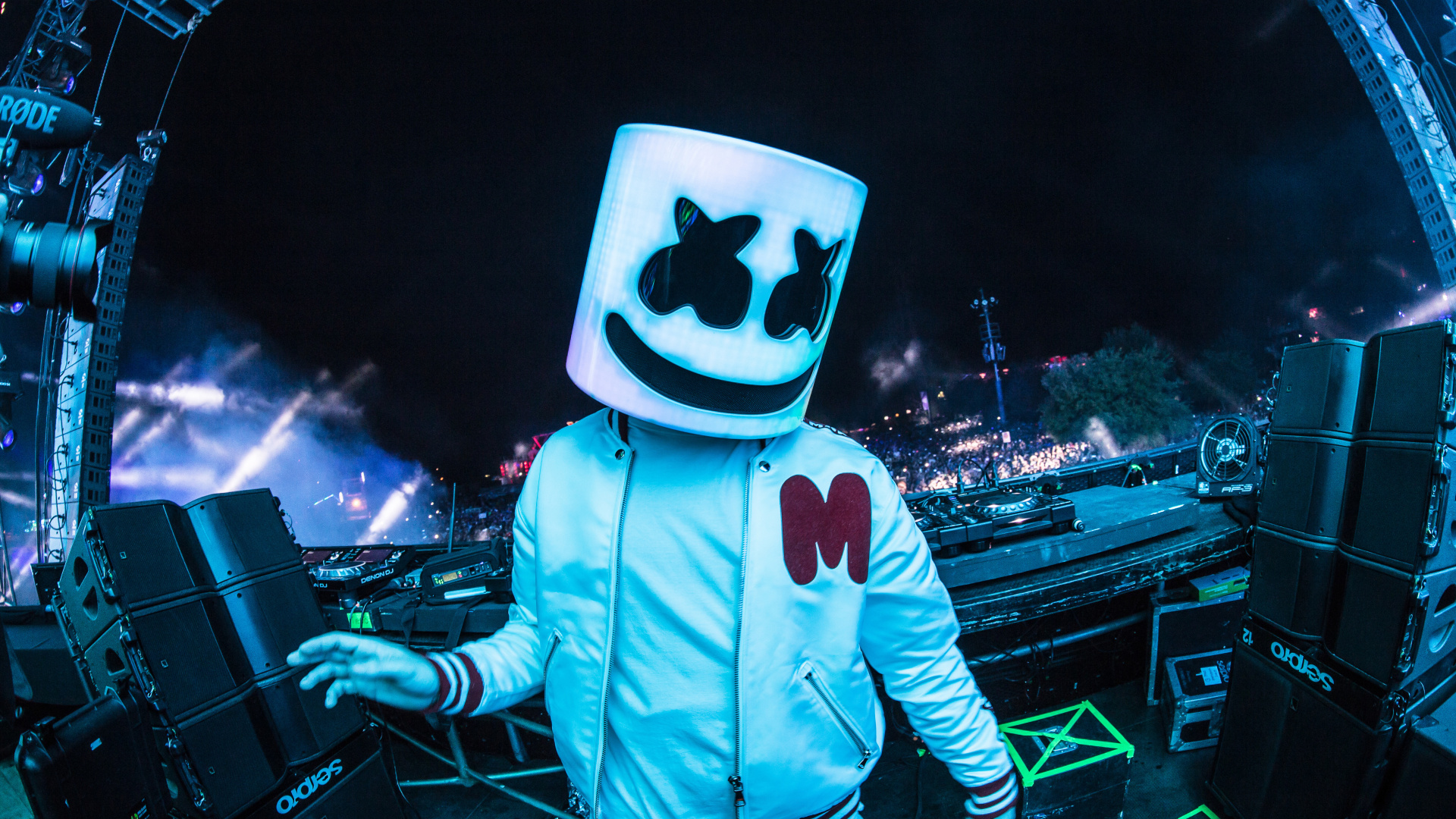 Marshmello Wallpapers For All Fans Mega Themes
