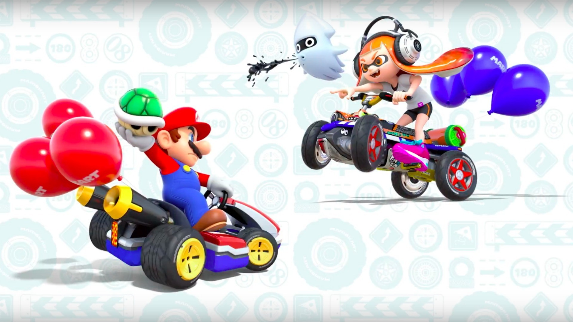 Mario Kart 8 Wallpapers For Your Browser Mega Themes