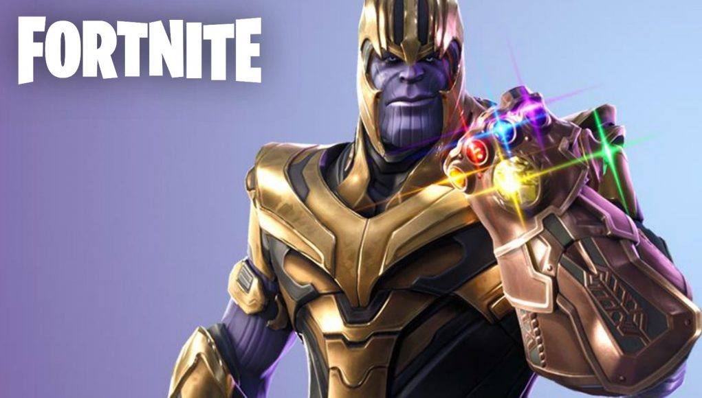 Thanos Fortnite Wallpapers For All Fans Mega Themes