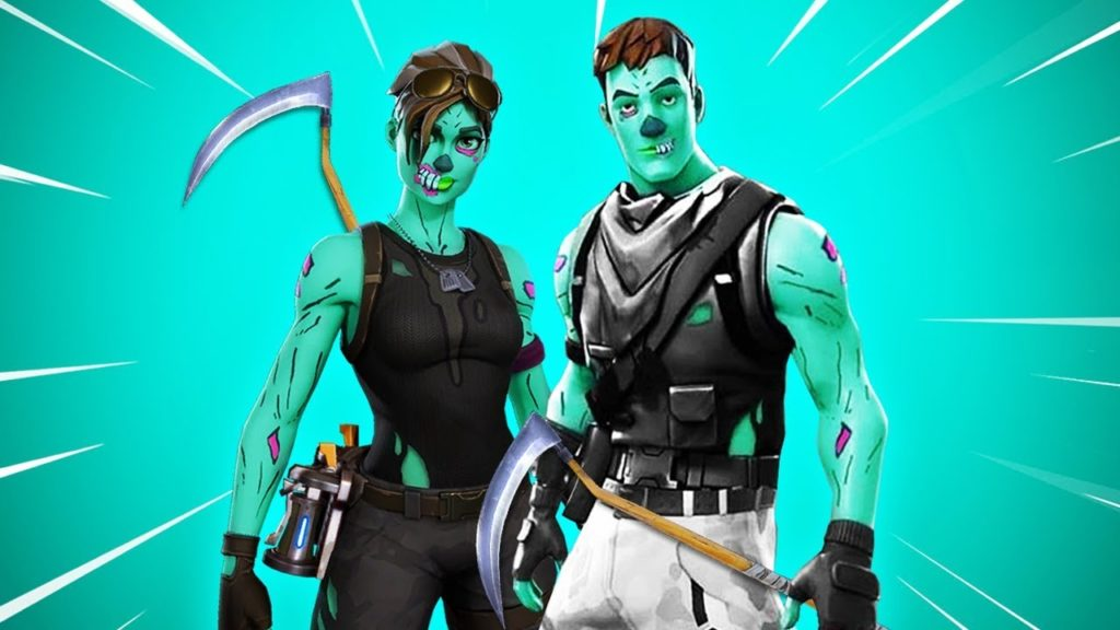 Ghoul Trooper Fortnite Wallpapers For All Fans Details Mega Themes