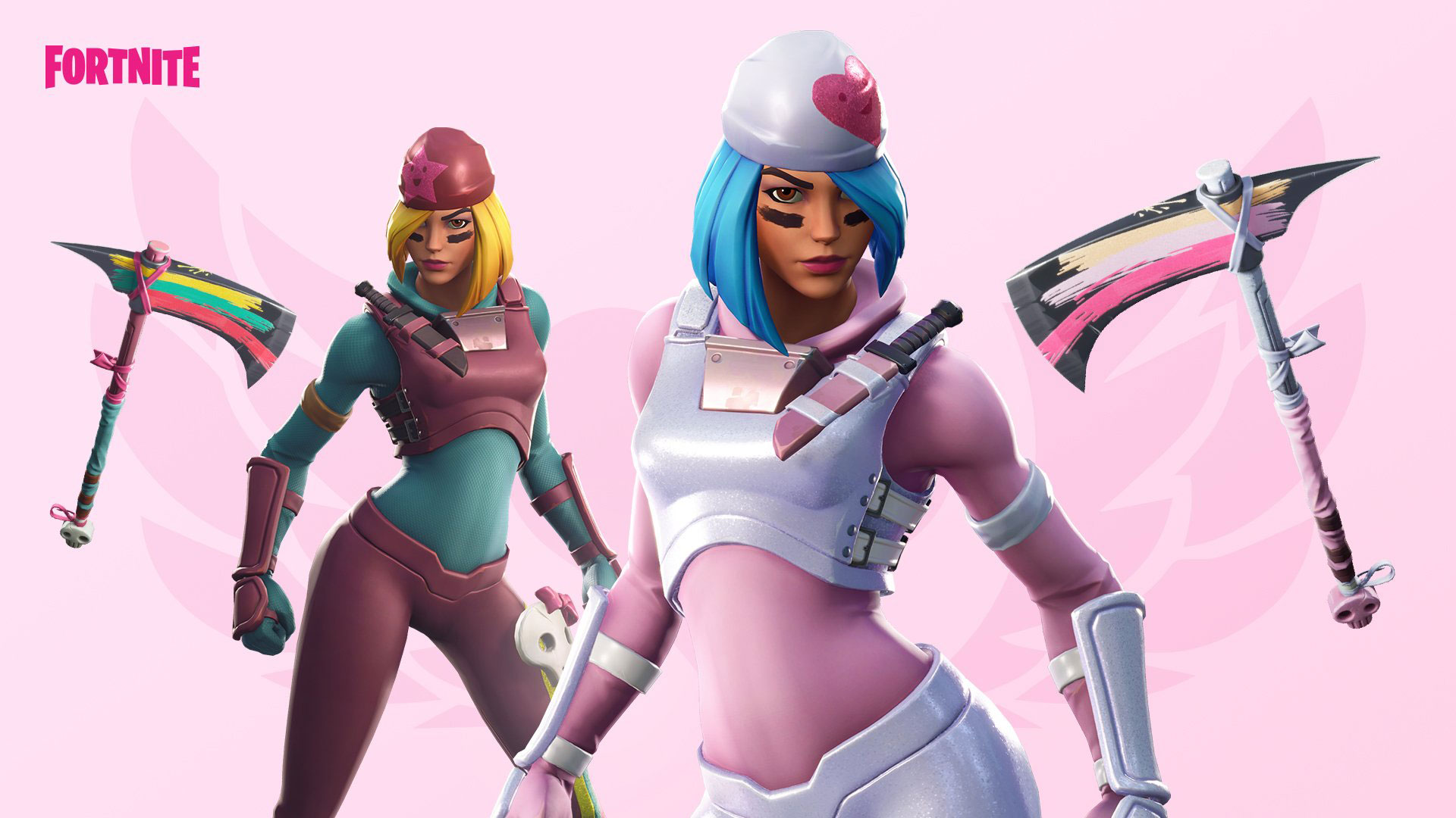 Cuddle Team Leader Fortnite Wallpapers All Details Mega Themes