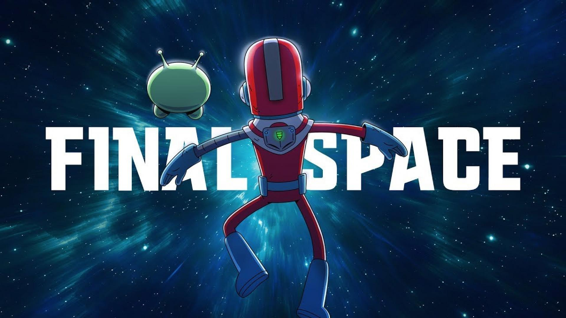 Final Space Wallpapers For All Fans Mega Themes