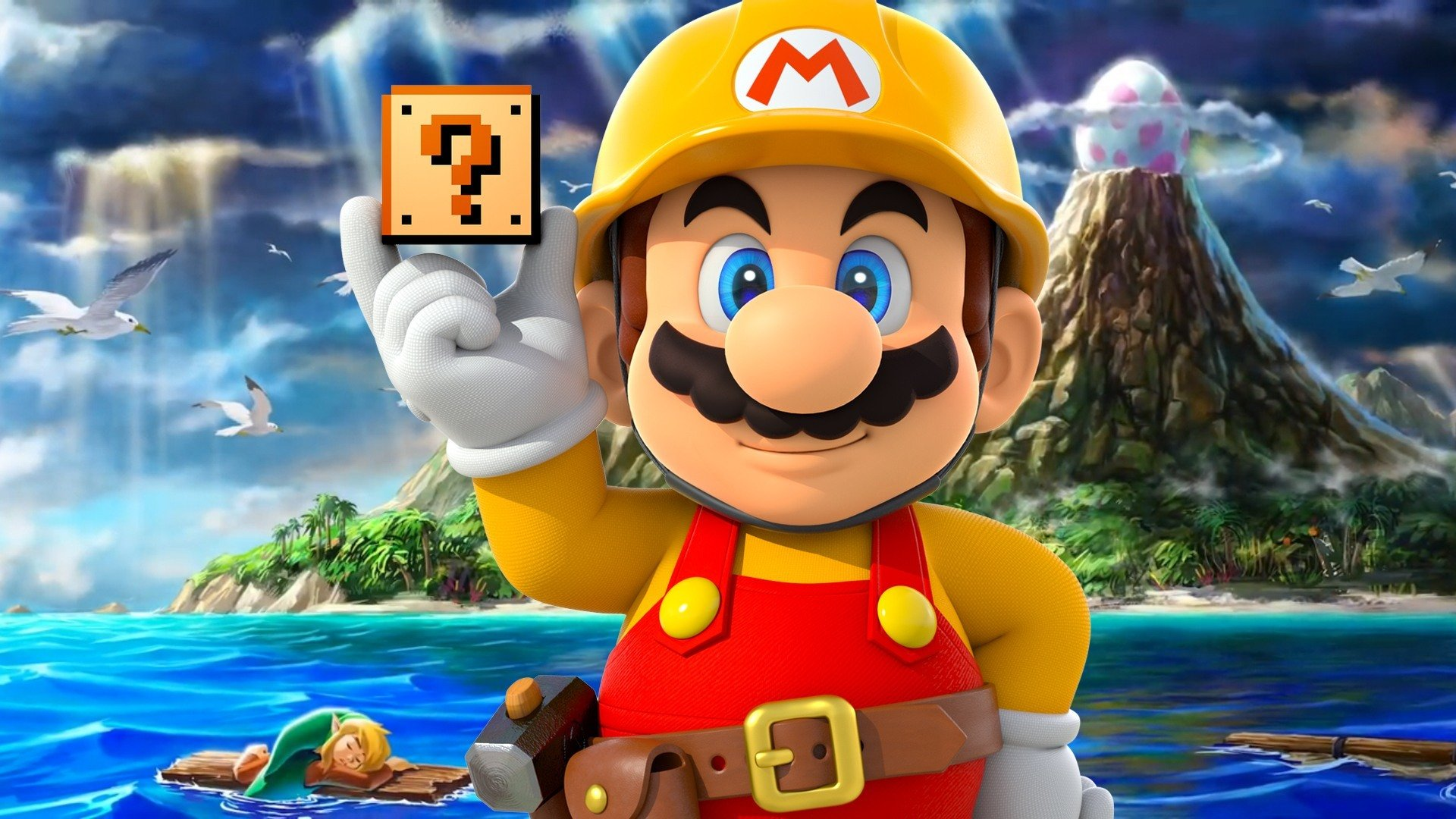 Super Mario Maker 2 Wallpapers And Details For All Fans Mega Themes
