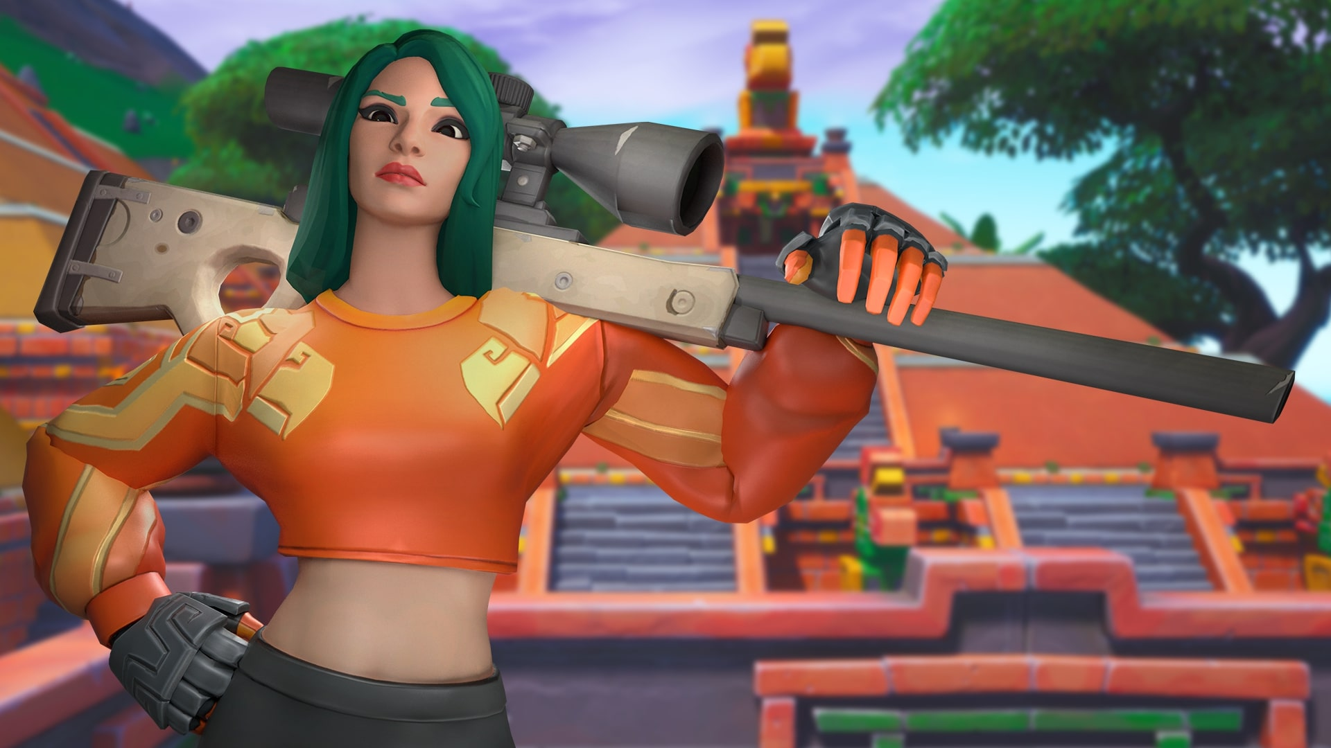 Poised Playmaker Fortnite Skin Wallpapers And Details Mega Themes