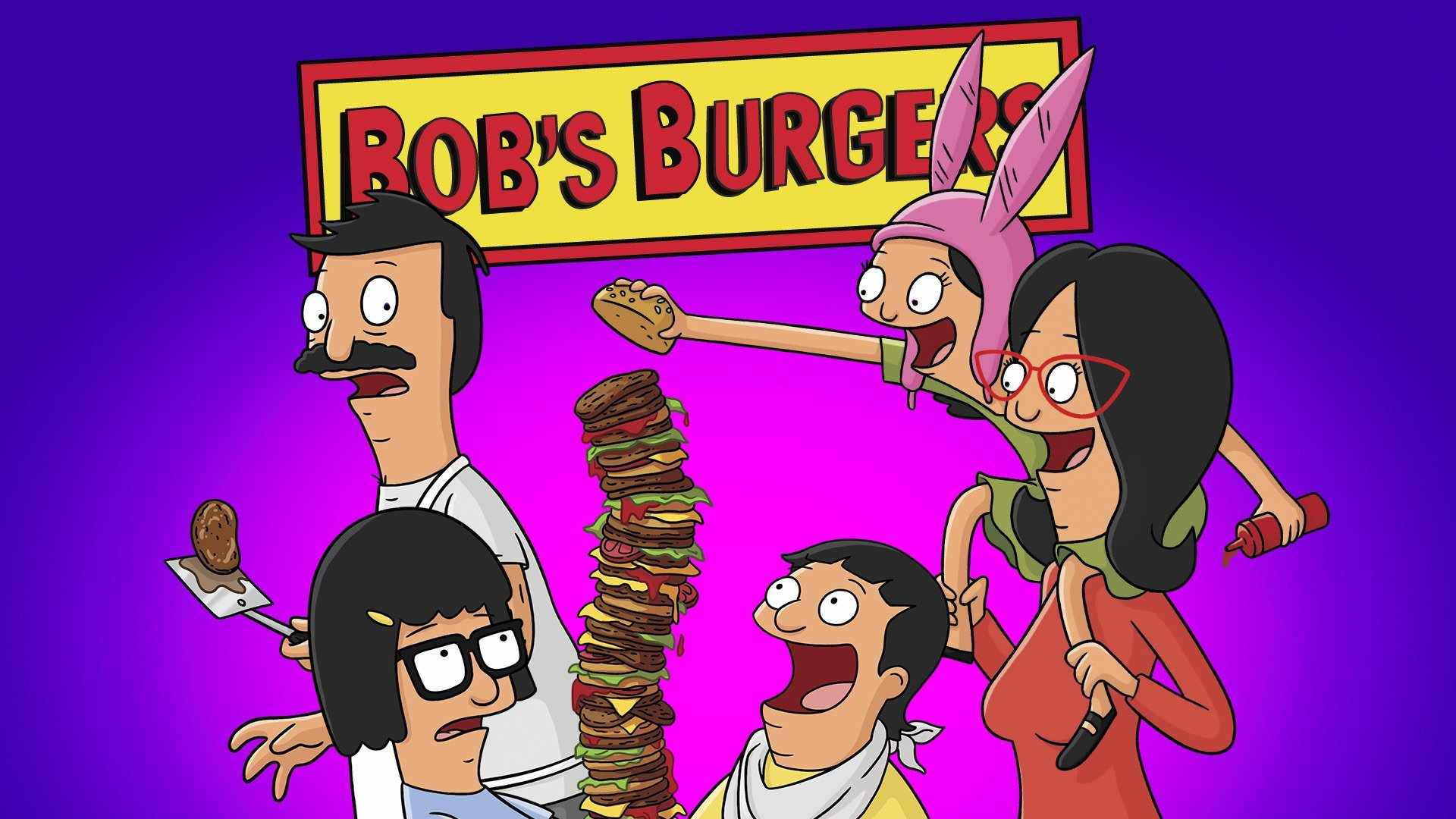 Bob's Burgers Wallpapers and Details - Mega Themes