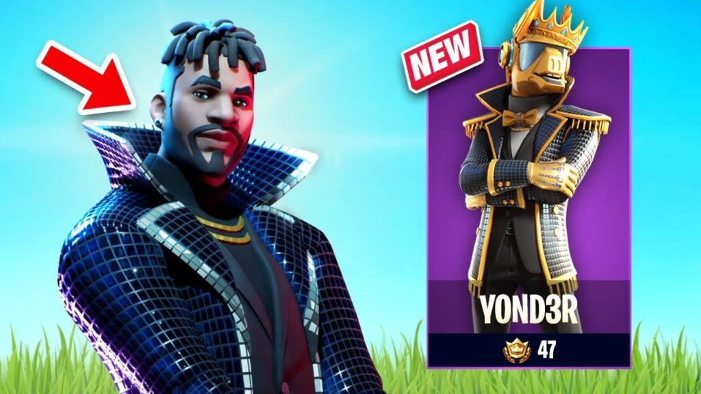 Yond3r Fortnite Season 10 Skin Wallpapers And Details Mega Themes