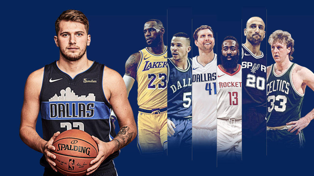Luka Doncic Dallas Mavericks Wallpapers Mega Themes