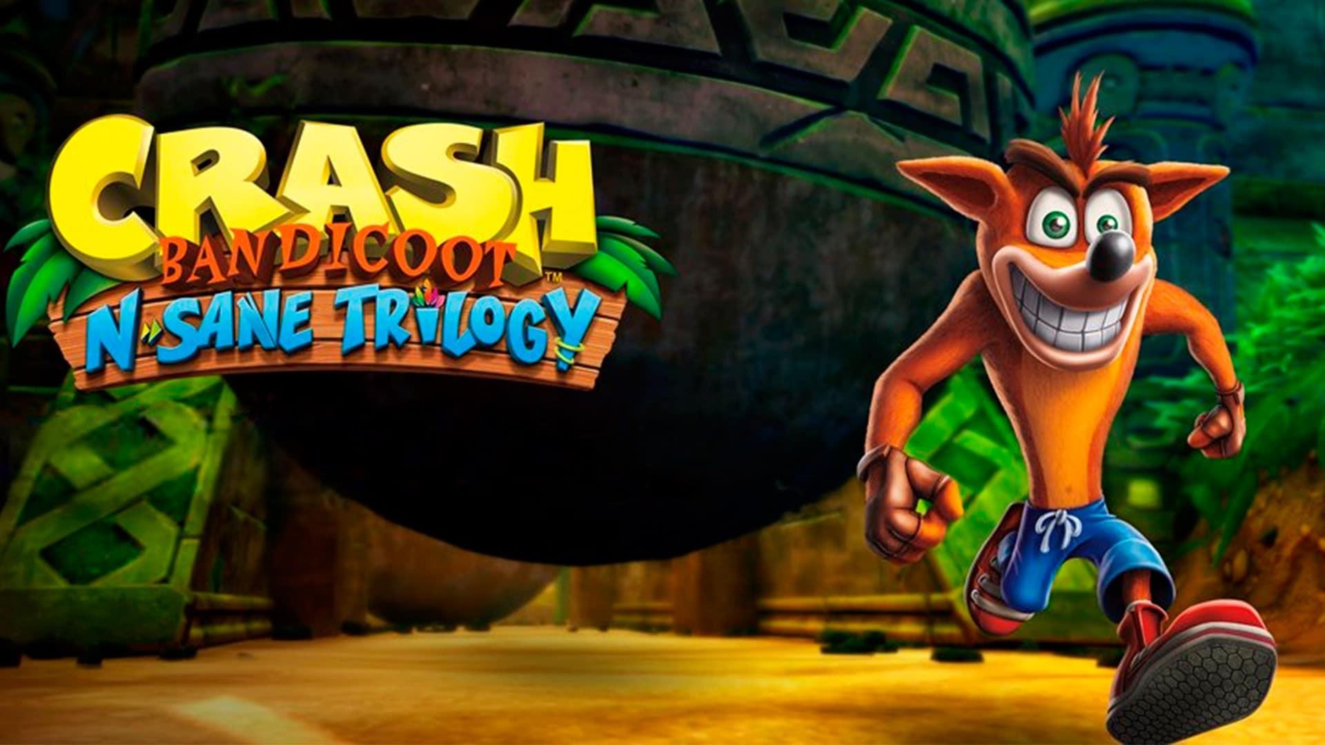Crash Bandicoot N. Sane Trilogy Details + Wallpapers ...