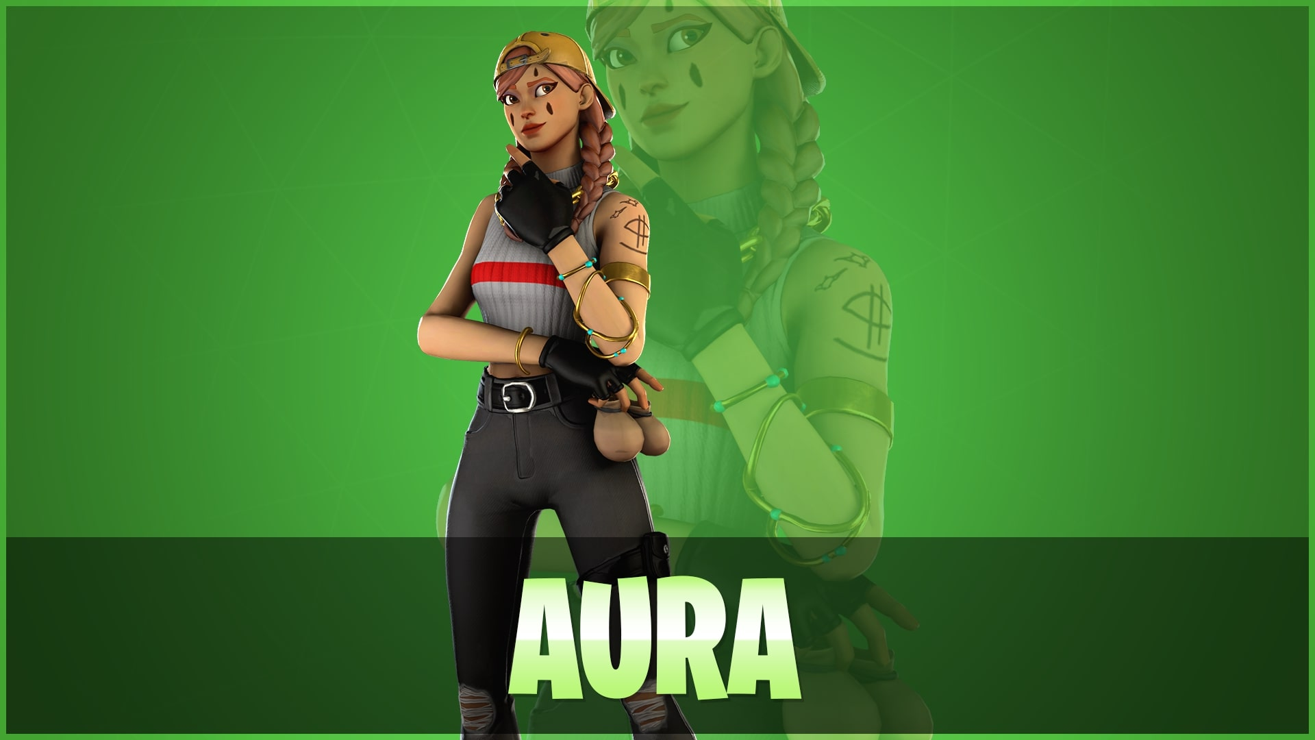 Aura Fortnite Wallpapers For All Fans Details Mega Themes