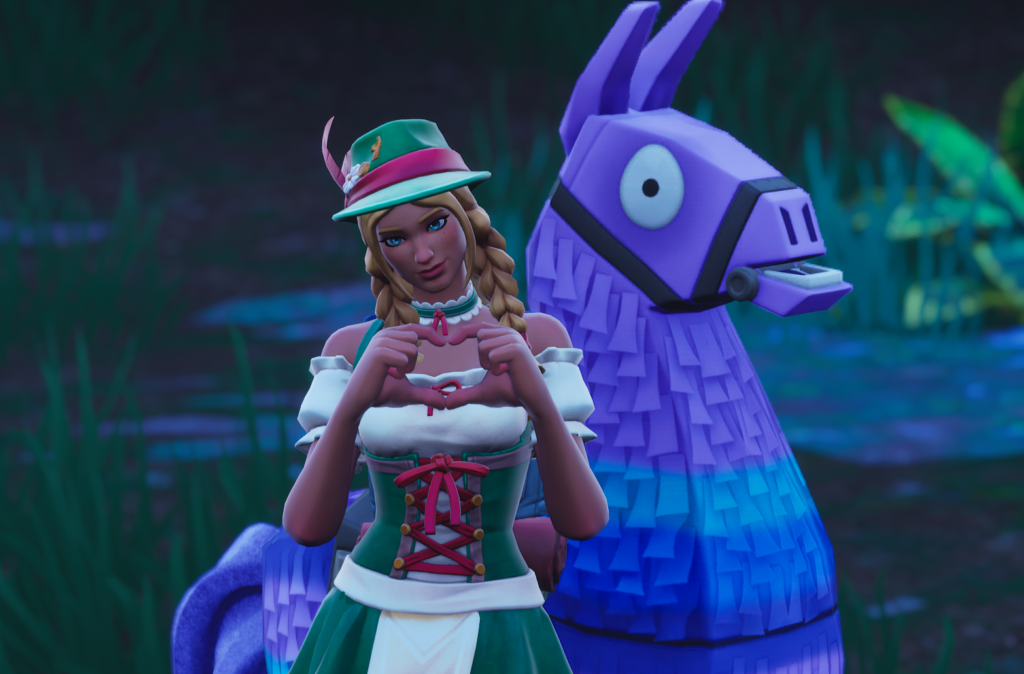 Heidi Fortnite Skin Wallpapers Details Mega Themes