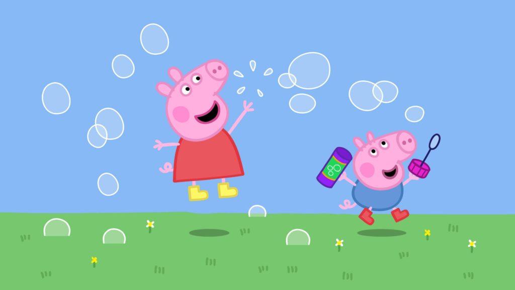 Peppa Pig Hq Wallpapers Of Popular Cartoon Mega Themes