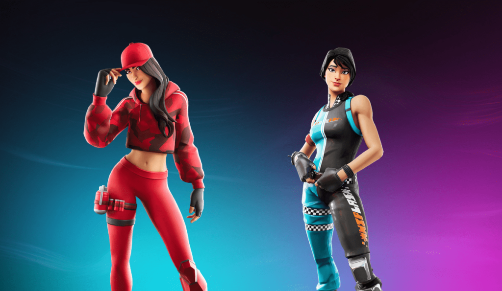 The Most Beautiful Fortnite Skin Ruby Details And Wallpapers Mega Themes