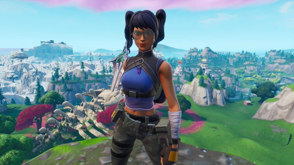 Crystal Fortnite Skin Quick Way To Get It Hd Wallpapers Mega Themes