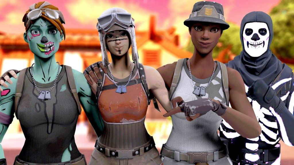 The Rarest Fortnite Skin – All Details About Recon Expert ...