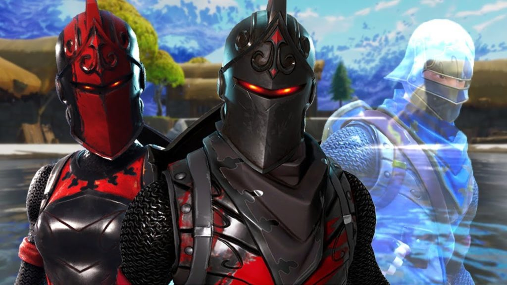 Black Knight Fortnite Wallpapers All Details Mega Themes
