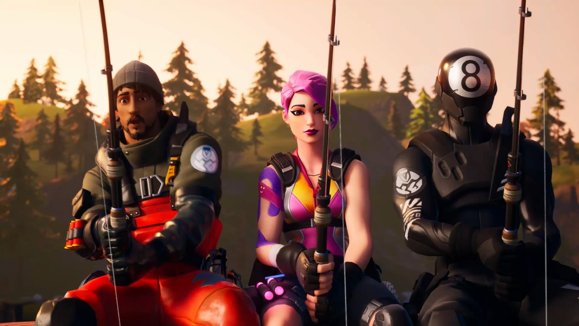 Fortnite Chapter 2 Season 1 Is Finally Here Everything You Have To Know Wallpapers Mega Themes