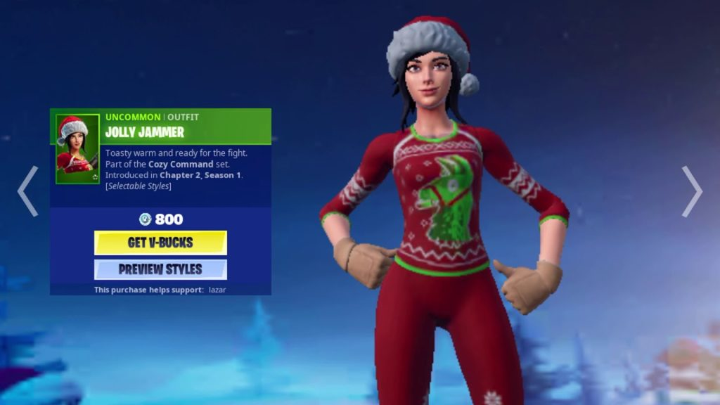 New Fortnite Christmas Skins Are Here All Details Wallpapers Mega Themes A skin mod for team fortress 2. new fortnite christmas skins are here