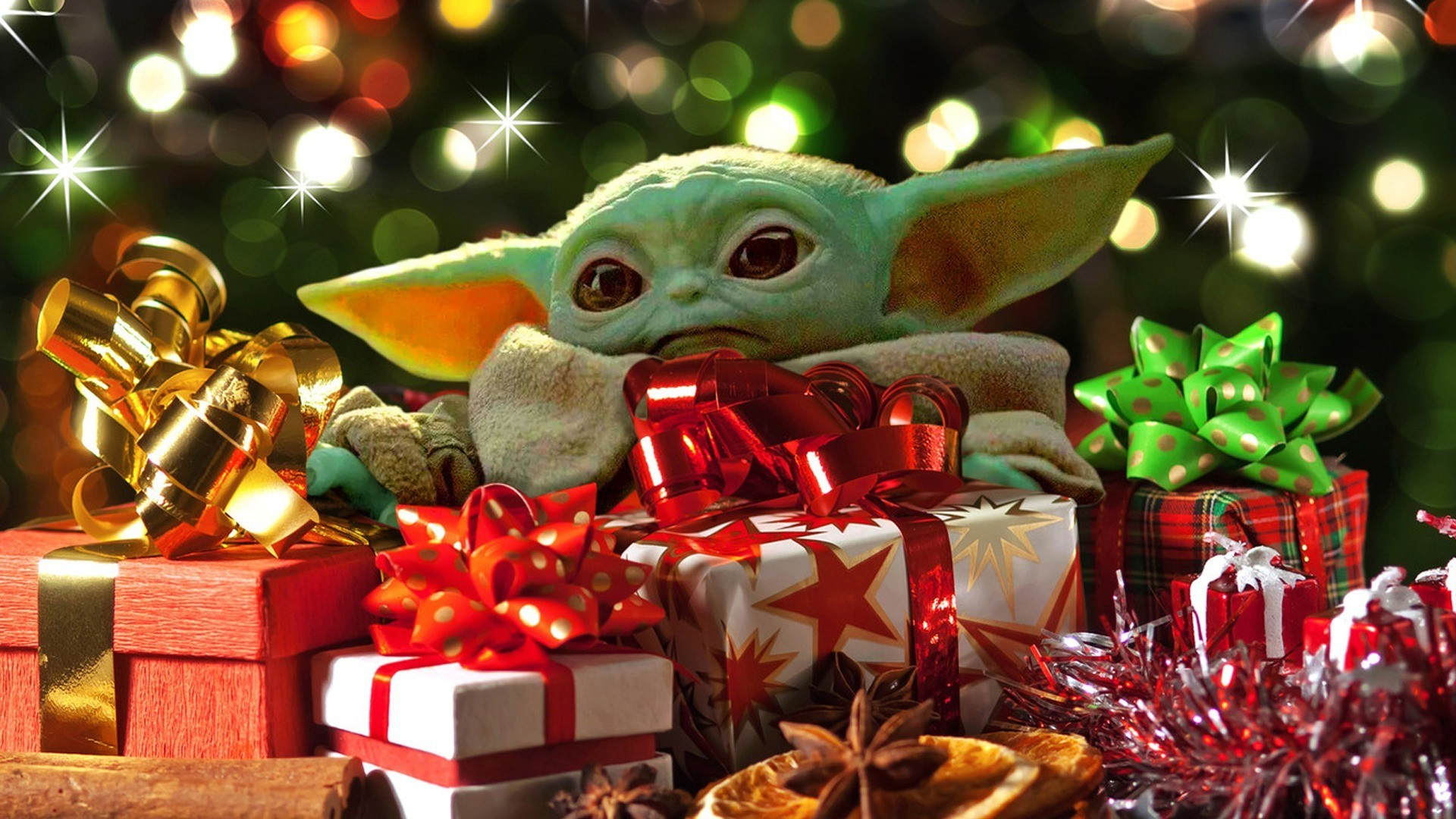 Baby Yoda Is Taking Over The World Baby Yoda Wallpapers For All Fans Mega Themes