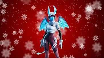 New Fortnite Christmas Winterfest Skin Is Here Dolph Fortnite Wallpapers All Details Mega Themes