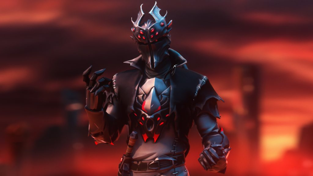 Spider Knight Is Back Spider Knight Fortnite Wallpapers All Details Mega Themes