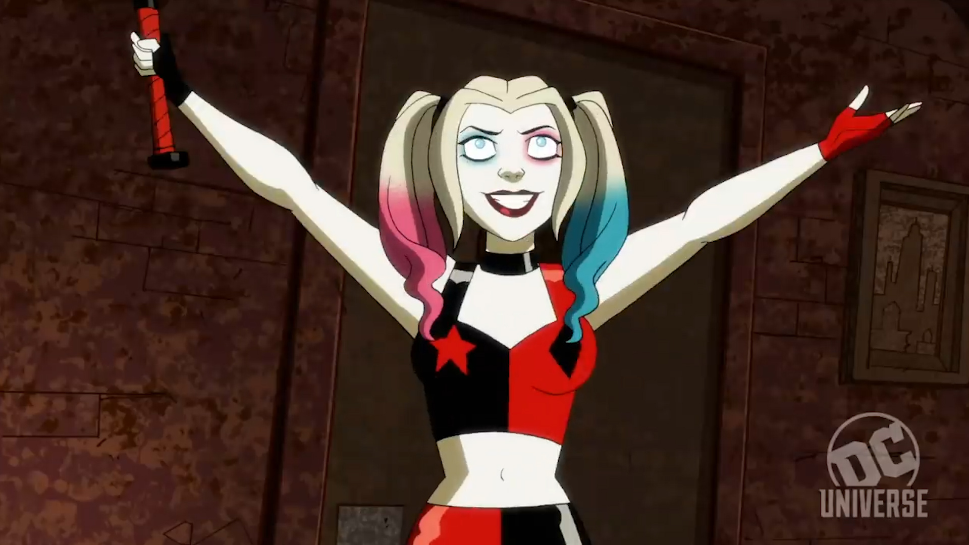Harley Quinn Gets Her Own Animated Series Harley Quinn Series Wallpapers Mega Themes