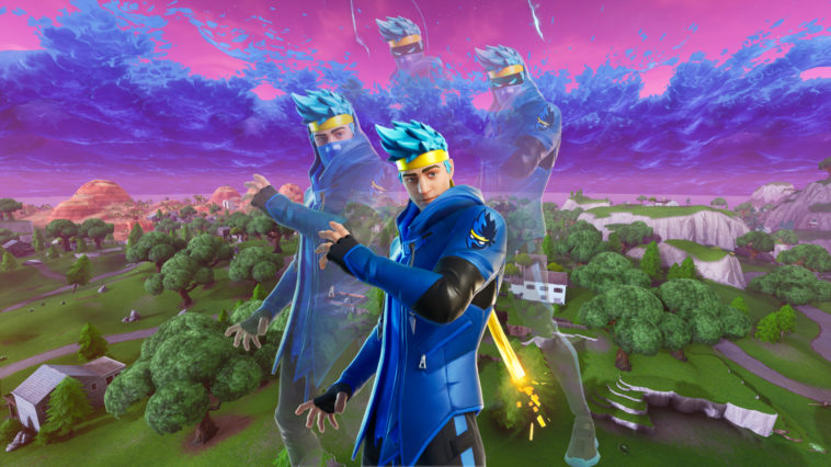 Ninja Is Finally Getting His Own Fortnite Skin Ninja Fortnite Skin Wallpapers All Details You Have To Know Mega Themes
