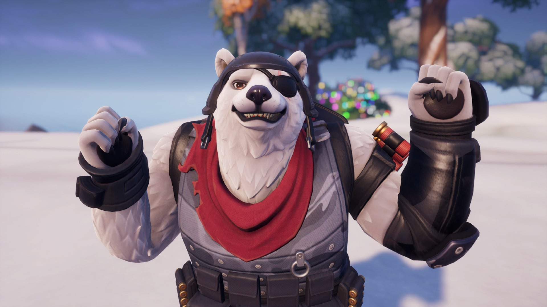 Polar Patroller Fortnite Wallpapers All Details You Have To Know Mega Themes