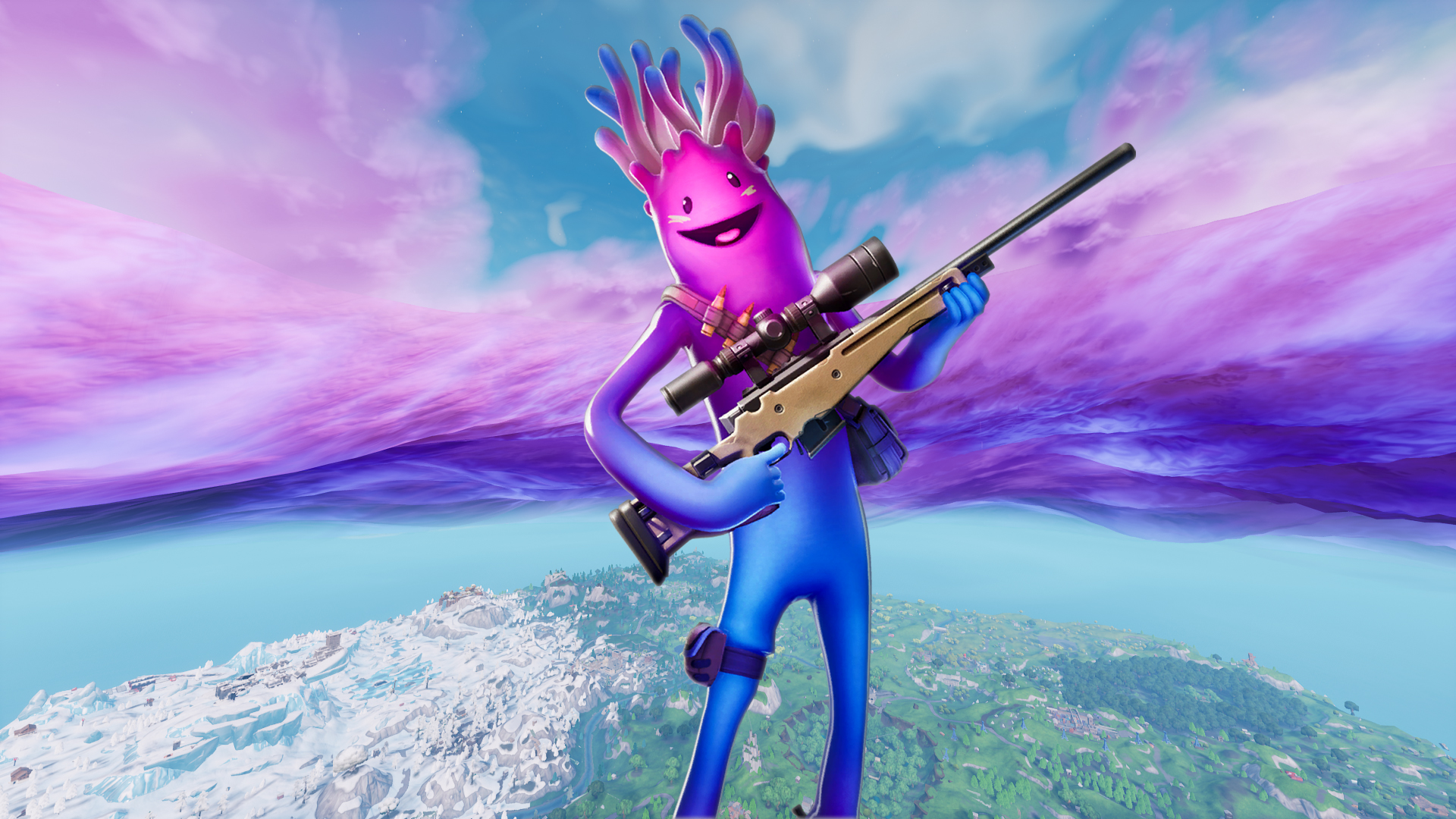 Zero Fortnite Skin Wallpapers All Details Mega Themes