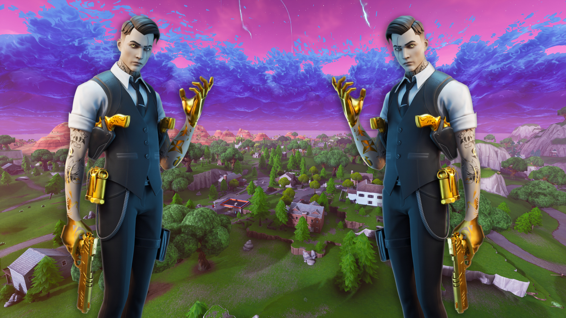 Everything You Have To Know About New Midas Skin Midas Fortnite Wallpapers Mega Themes