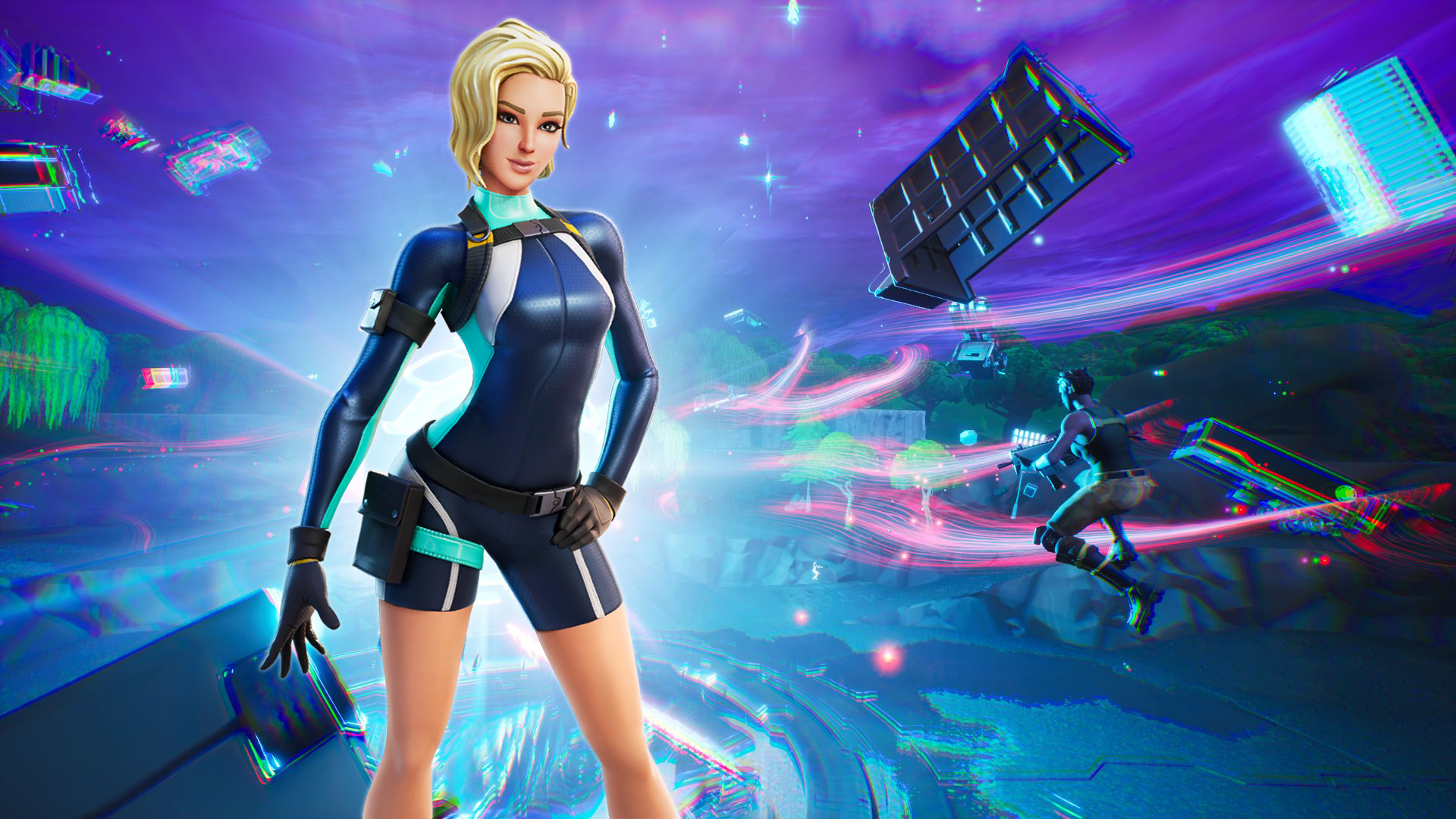 Surf Rider Skin Is Back Surf Rider Fortnite Wallpapers Everything You Need To Know About It Mega Themes