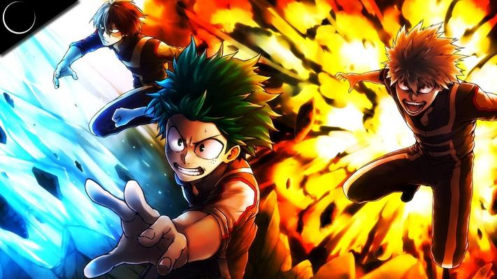 My Hero Academia Heroes Rising Wallpapers Everything We Know Mega Themes
