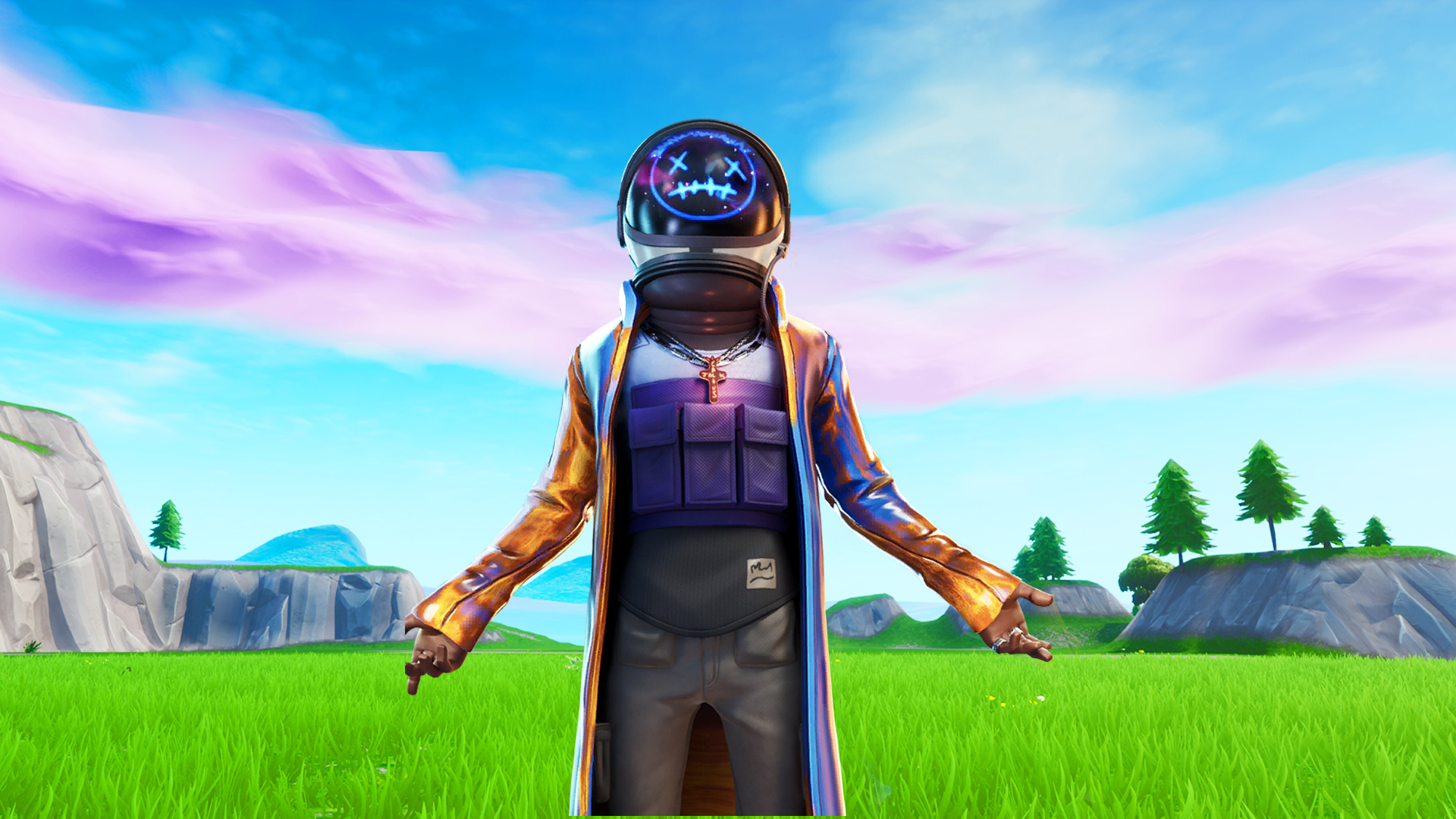 All Details About The New Astro Jack Skin And Fortnite Astronomical Event Astro Jack Fortnite Wallpapers Mega Themes