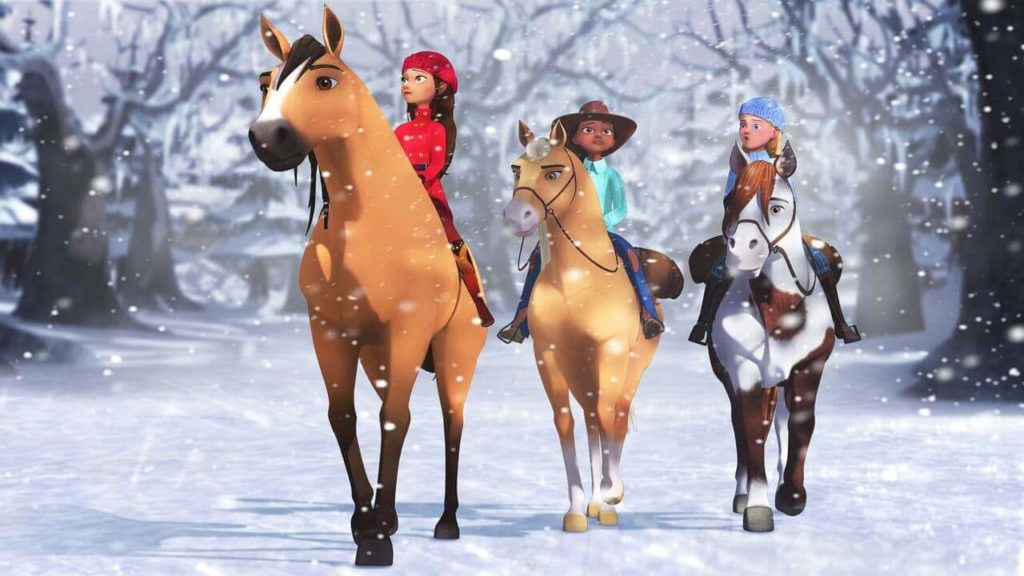 The Best Spirit Riding Free Wallpapers For Your Browser Mega Themes
